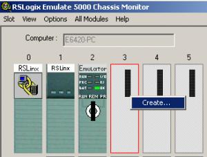 Create Simulator
