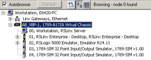 Virtual RSWho