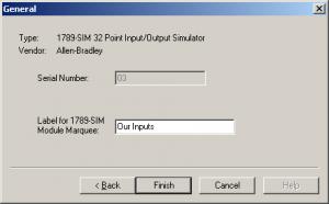 Simulator Marquee