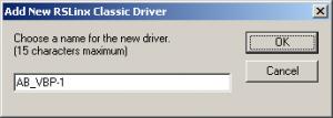 Name Virtual Backplane