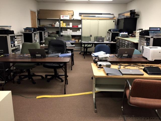 HMI Classroom Setup