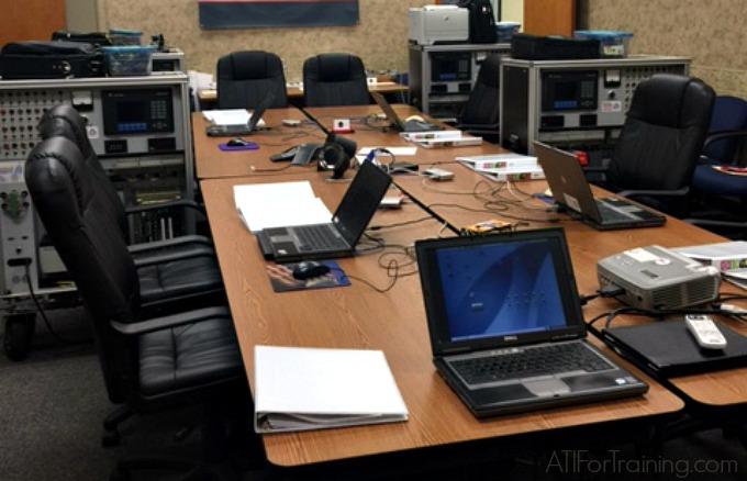 Information Technology Classroom Setup
